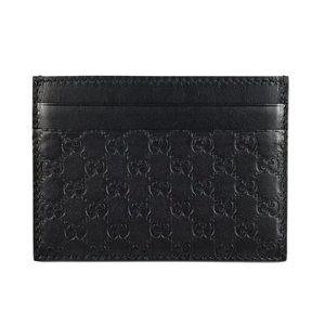 GUCCI Monogram Card Holder Wallet